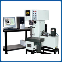 Computerised Fully Automatic Brinell Hardness Tester Model - B 3000-PC-FA